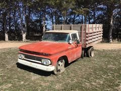 1962 Chevrolet 40 Grain Truck