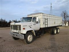 1984 Chevrolet Kodiak T/A Grain Truck