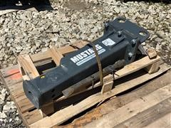 2019 Mustang HM100 Excavator Hydraulic Hammer