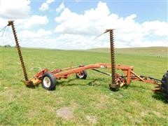 Rowse 7' Double Bar Pull Type Sickle Mower
