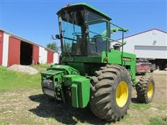 1987 John Deere 5830 Forage Harvester