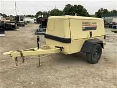 1997 Ingersoll-Rand P185WJD Portable Air Compressor