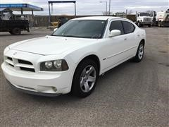 2007 Dodge Charger Police Car