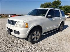 2003 Ford Explorer Limited 4x4 SUV