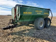 Balzer Low-Pro 4800 Magnum Liquid Manure Spreader
