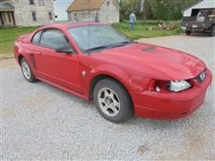 1999 Ford Mustang 2 Door Coupe