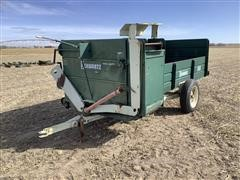 Schwartz 180 Pull-Type Feed Wagon