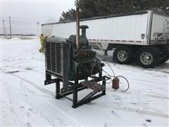 John Deere 6068 Power Unit