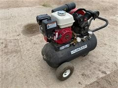 2013 North Star Portable Air Compressor