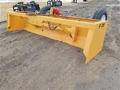 2020 Industrias America F08 8' Wide Box Scraper