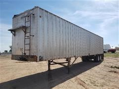 1995 Peerless 48' T/A Walking Floor Trailer
