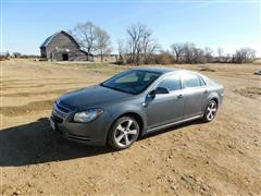 2008 Chevolet Malibu LT 4 Door Sedan