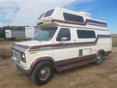 1990 Ford Econoline 250 Motor Home