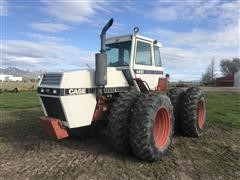 1981 Case 4490 4WD Tractor