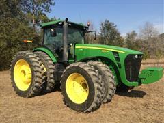 2012 John Deere 8320R Tractor