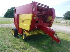 New Holland 855 Big Round Baler