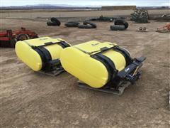 Demco Saddle Spray Tanks