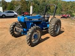 1992 Ford 3930 MFWD Utility Tractor