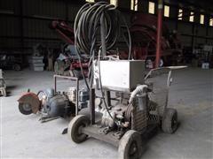 Stihl Chop Saw & Pressure Washer