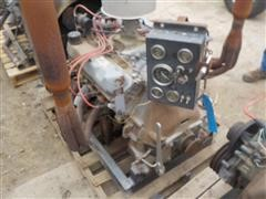Ford 460 CID Power Unit