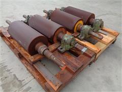 Roskamp Commercial Heavy Duty Roller Mill Rollers