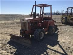 1994 DitchWitch 4010 Trencher W/Blade