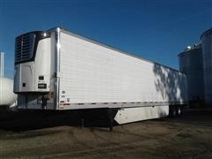 2012 Utility 3200 T/A Reefer Trailer