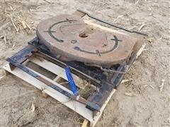 Dayton N Series Fifth Wheel Plate & Slide