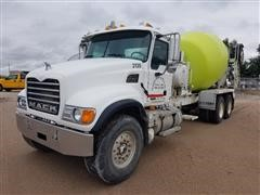 2002 Mack CV513 Granite Cement Mixer Truck