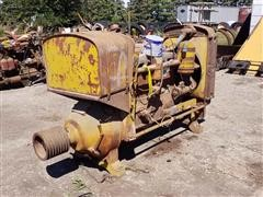 Minneapolis-Moline 605 Power Unit