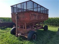 M&W 300 Bushel Gravity Wagon