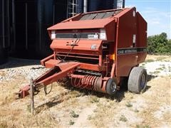 1993 Case IH 8480 Big Round Baler