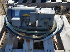 Baldor-Reliance Fertilizer Injection Pump