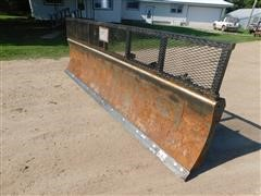 Otter Tractor Front Mounted Dozer Blade