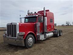 2008 Peterbilt 389 T/A Truck Tractor