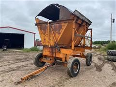 Richardton Forage Dump Wagon