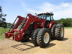 2009 Versatile 280 MFWD Tractor W/Loader