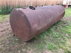 1000-Gallon Stationary Steel Fuel Tank