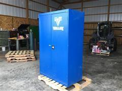 Valley Parts Supply Locker W/Irrigation Parts
