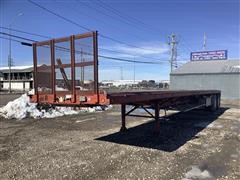 1994 Fontaine HFTW-5-10045ASP 45' T/A Flatbed Trailer