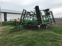 "John Deere 726 30' 9"" Soil Finisher"