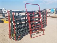 Behlen Mfg Utility Panels & Arch Gate