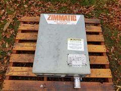 Zimmatic 3 Phase Pivot Main Panel Box