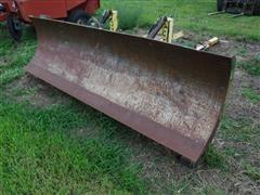 Degelman 10 STD Tractor Front Mount Dozer Blade