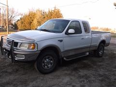 1998 Ford F250 Lariat 4x4 Extended Cab Pickup