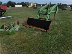 John Deere 158 Tractor Mounted Loader