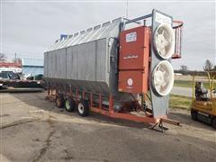 1996 Farm Fans CF500H Portable Dryer