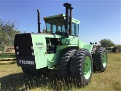 1982 Steiger ST225 4WD Articulated Tractor