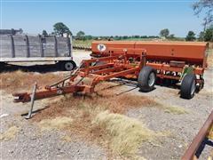 Tye 540-885 No Till Grain Drill & Carrier