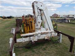 Atlas AA 3006 Knuckle Boom Crane
